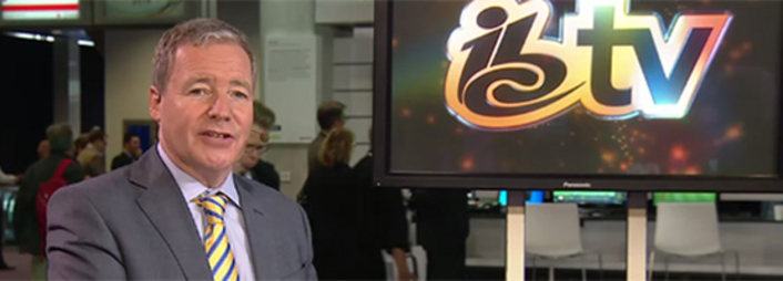 IBC TV News – high quality content to broadcast specialists