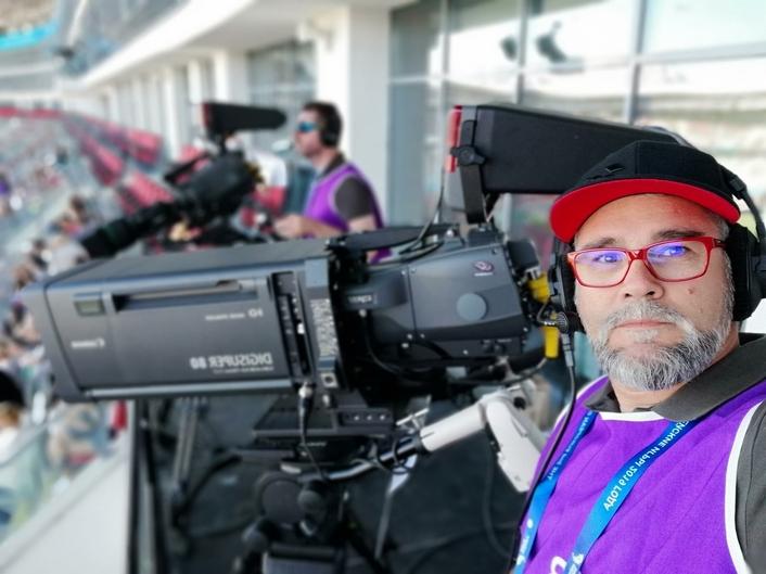 Belarus TV elevates European Games 2019 live production