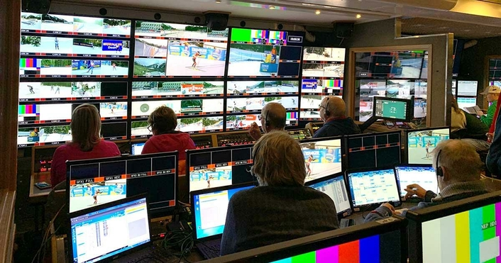 Eurovision Services is the host broadcaster and will manage the international signal distribution for the Biathlon World Championships.