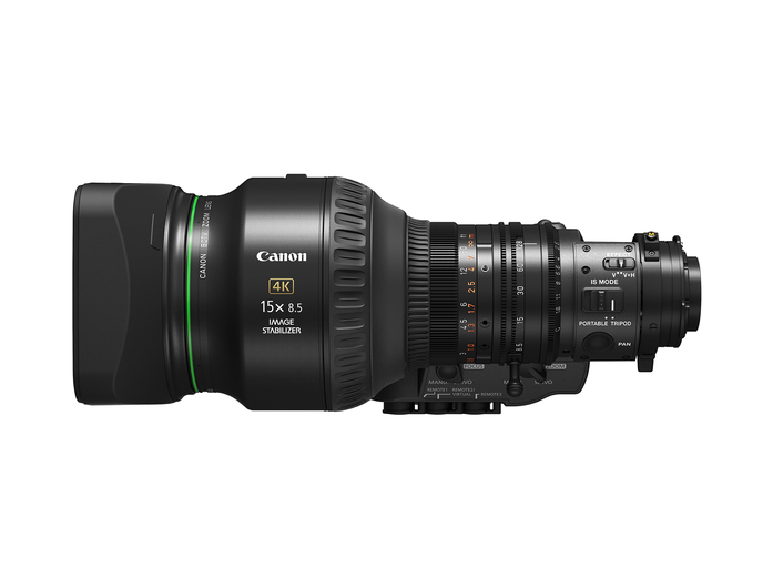 Two New Lenses Deliver Key Features for the Broadcast Industry: High Image Quality and Mobility