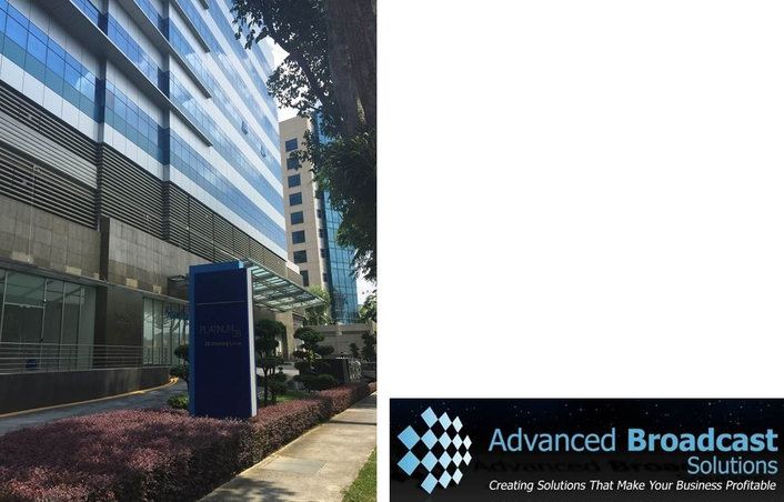 Advanced Broadcast Solutions Singapore