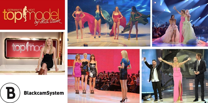 Blackcamsystems Add Dynamic Action To Fashion Runway
