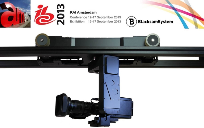 Blackcamsystem S Remote Controlled Camera Tracking Systems
