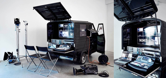 Denmark S First Ultra Hd Obvan Live Production Tv