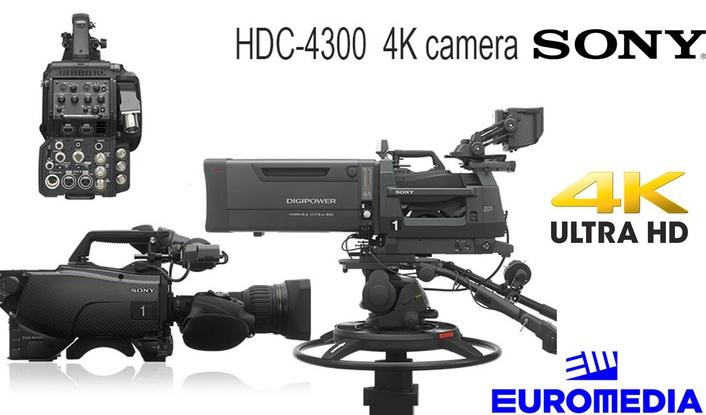 Euromedia Sony HDC-4300
