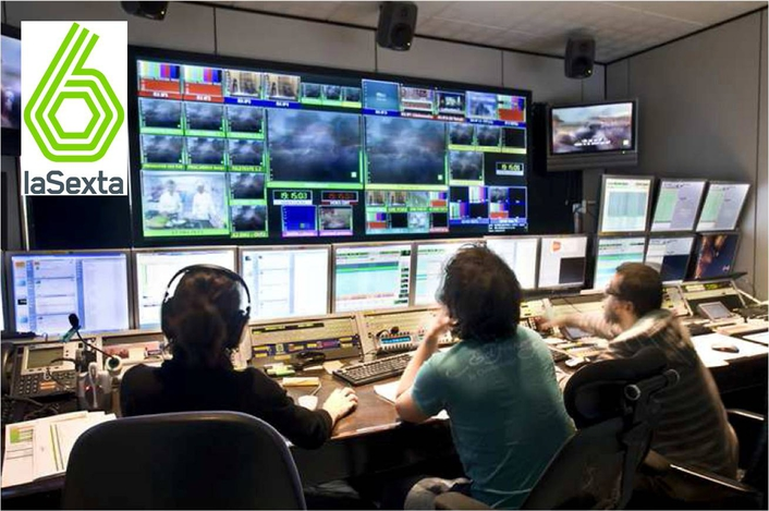 The Sixth Nationwide Broadcast Tv Station In Spain Lasexta Automates Its Workflow With