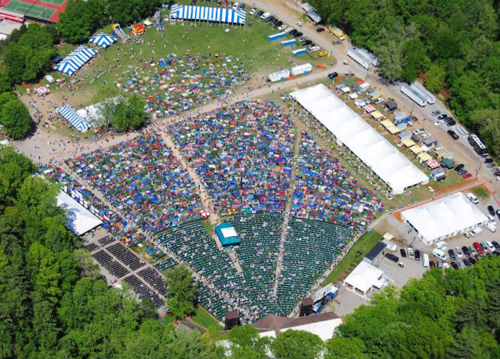 Merlefest 2014 The Tradition Continues With Digico Live