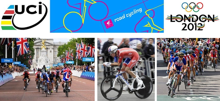 London 2012 road cycling event will start and finish at the mall road