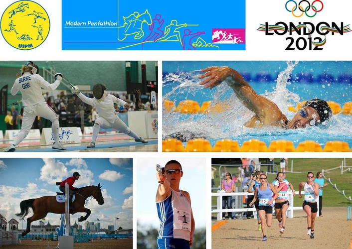 Olympic Games 2012 Pentathlon Live Production Tv