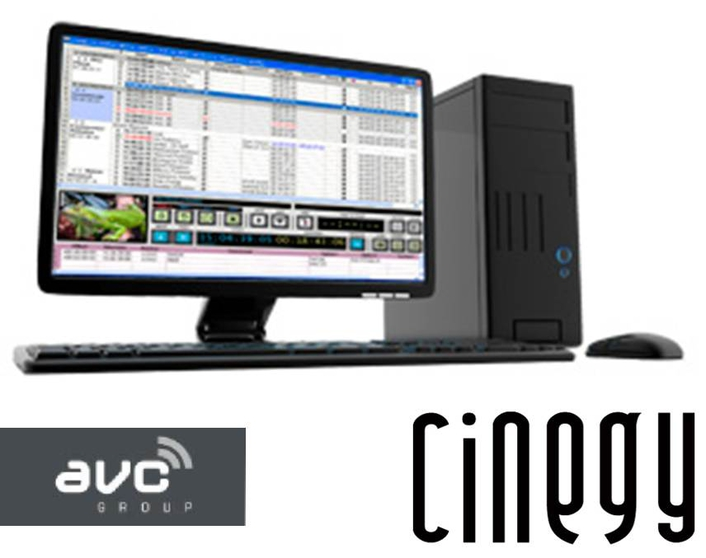 Cinegy supports Asia Pacific with the AVC Group