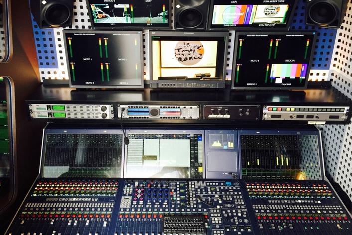 Lawo Euromedia Tour d'France 2015
