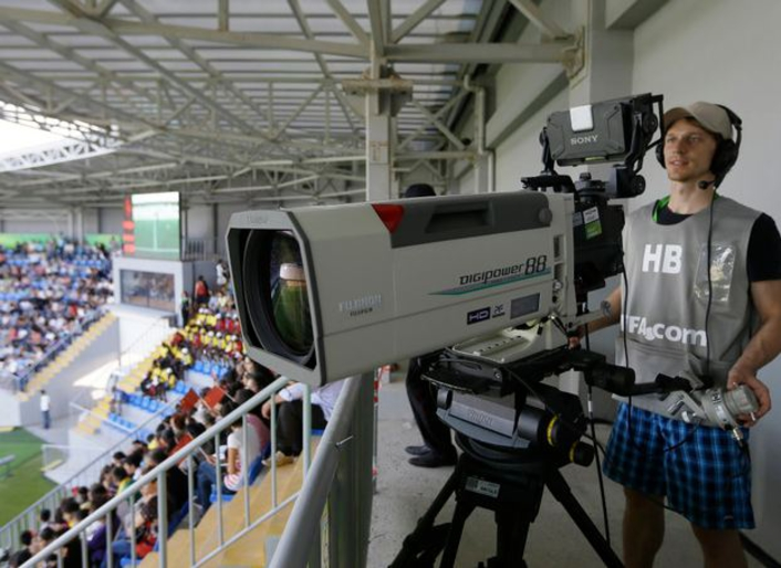 Taking live sports to the premier league live production tv for Camera it web tv