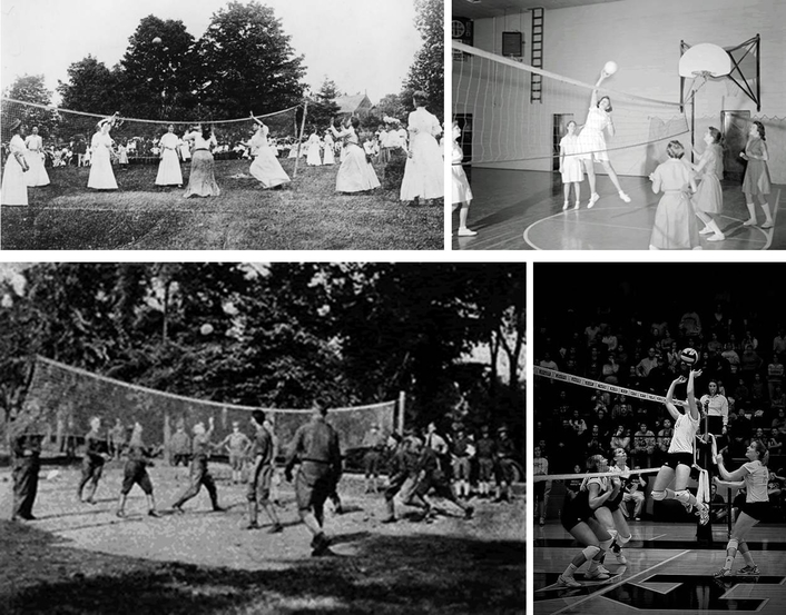 volleyball record articles