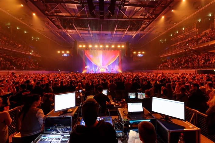 COMPLETE AUDIO'S MLA RIG PROVIDES BITE FOR ALLIGATOAH