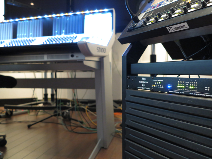 Norwegian production house expands I/O with extension to larger live studio