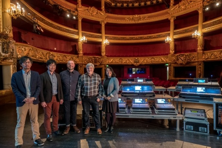Cultuur Centrum Brugge Makes Major Investment In Yamaha Mixing Consoles