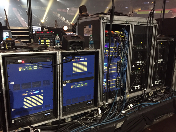 RAT Sound and Optocore Fibre Optic Networks For Cross County Simulcast