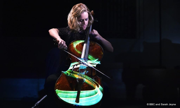 Cello emerges as star of BBC Proms