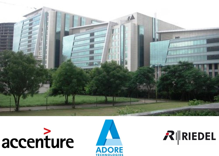 Adore Technologies Chooses Riedel Artist Intercom System for Accenture's Communication Hub in Gurgaon, India