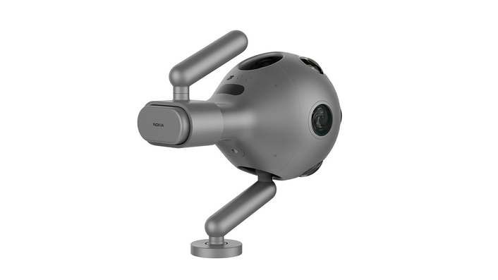 Nokia Technologies launches OZO virtual reality (VR) camera in European market