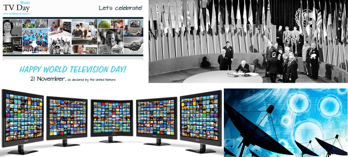 Power of television celebrated by key media alliances on World Television Day