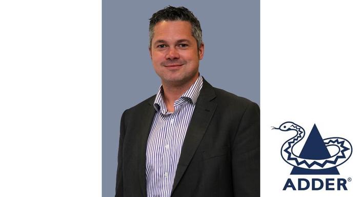 Adder Technology appoints new senior VP for global sales