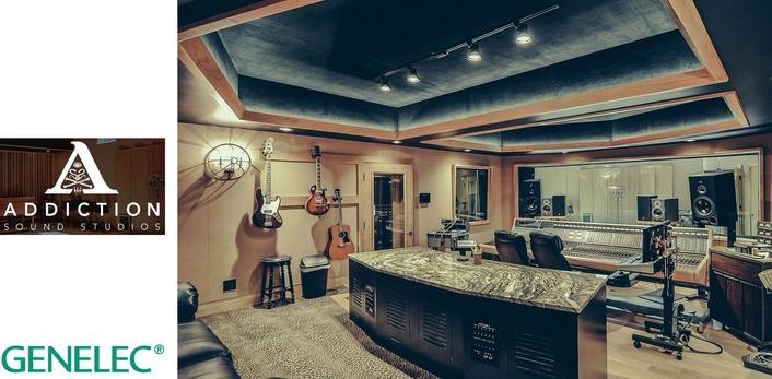 Genelec Hosting Nashville Listening Event on March 20-21 at Addiction Sound Studios