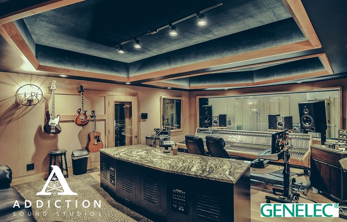 Genelec Hosting Nashville Listening Event on July 11 at Addiction Sound Studios