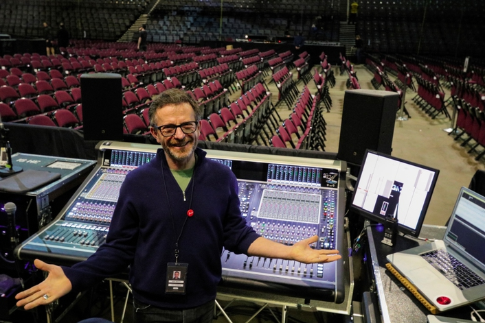 DiGiCo SD7s aid audio perfection on Adele 25 tour