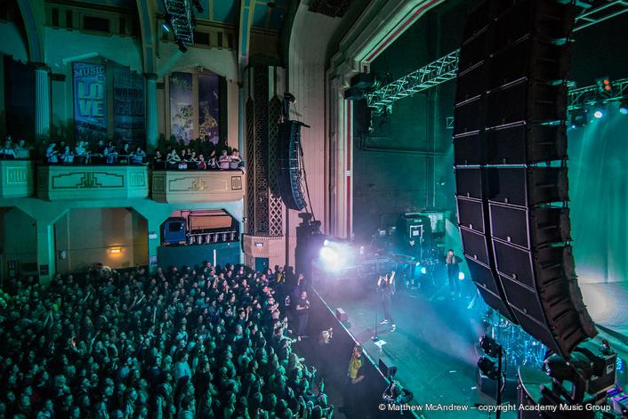 Adlib adds sonic magic to O2 Academy Glasgow with Academy Music Group