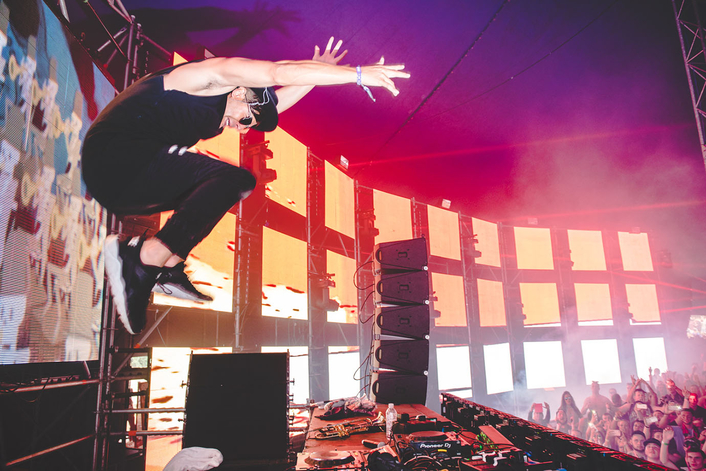 Adlib Puts its Hands in the Air for  Creamfields 2016