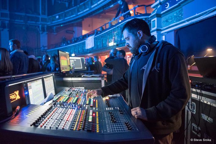 Adlib Sparks Up For Enter Shikari Tour