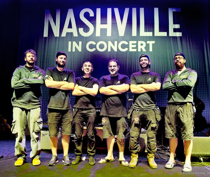 Bringing Nashville to the UK