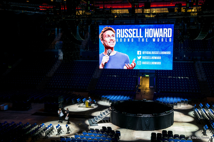 Adlib Round the World with Russell Howard
