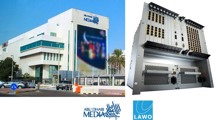 Lawo and Abu Dhabi Media partner for major technical upgrade
