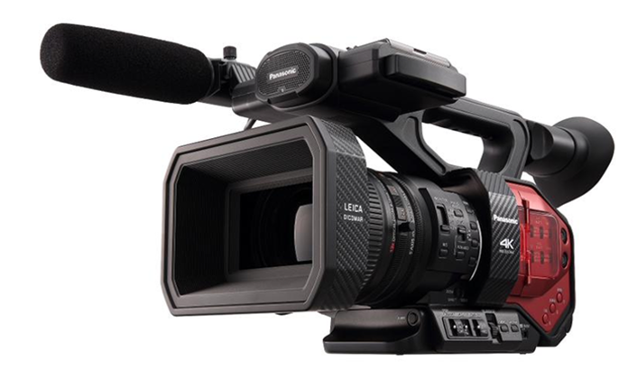 Panasonic's legacy of use in natural history cinematography continues as the UK Wildlife Film School adopts the AG-DVX200 to train the next generation of talent.