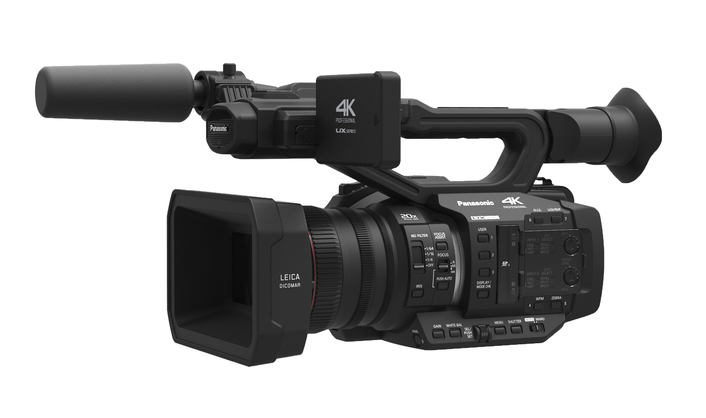 Panasonic Business has provided Swiss broadcaster with 90 camcorders with the aim of future-proofing their technology with 4K capability
