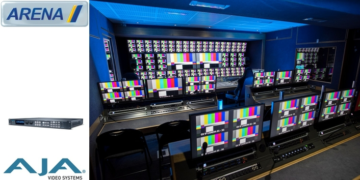 Arena Television Streamlines Simultaneous HDR and SDR Production for FA Cup Final with AJA FS-HDR