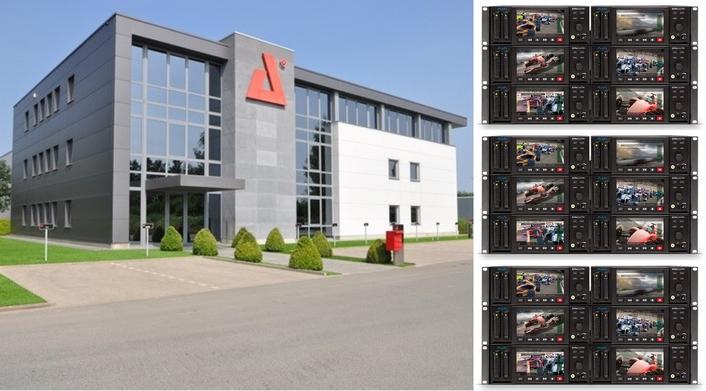 Leading Pan-European AV Rental Company, AED Group, UpgradesInventory with 20 AJA Ki Pro Ultras