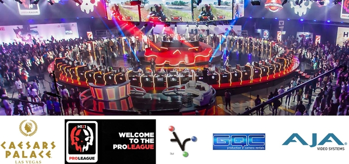 GQC Boosts Live eSports Productionwith AJA Ki Pro Ultra
