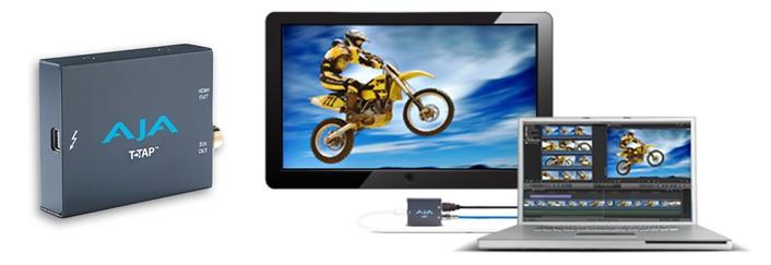 AJA Announces Free Desktop Software v13 for KONA™, Io™ and T-TAP™