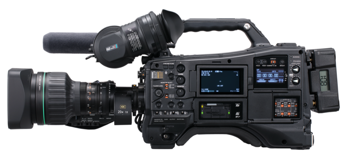 PANASONIC SHOWCASES NEW BROADCAST SHOULDER MOUNT CAMERA SUPPORTING 4K/HDR RECORDING AND NETWORK COMPATIBILITY