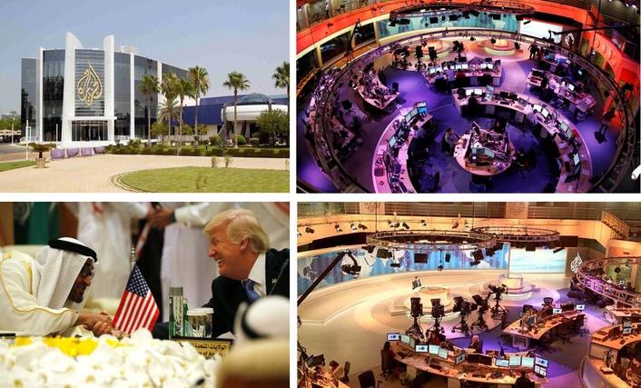 """Qatar ultimatum: """"Close Al Jazeera"""""""