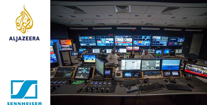 Al Jazeera Enhances Audio Quality for Viewers by Deploying Latest Digital Wireless Systems from Sennheiser