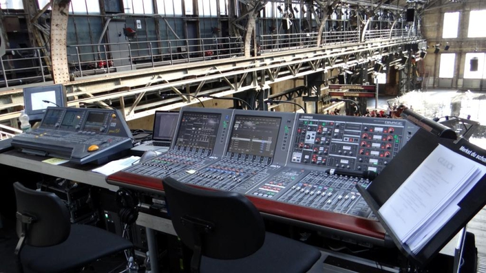 Ruhrtriennale Embraces Yamaha RIVAGE PM10
