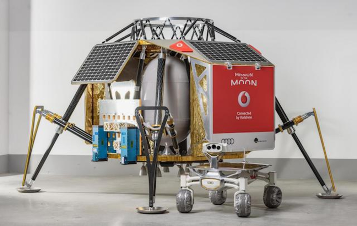 Riedel to Partner With PTScientists for Mission to the Moon, Where 'Failure Is Not an Option'