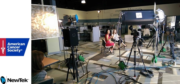 American Cancer Society Delivers Lifesaving Messages with NewTek TriCaster