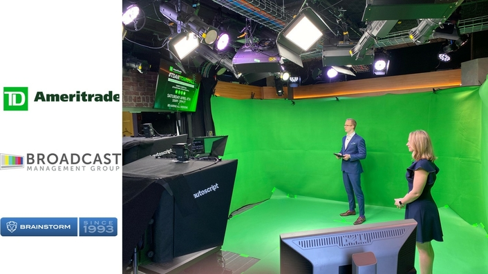 TD Ameritrade Market Drives go online on a virtual Town Hall