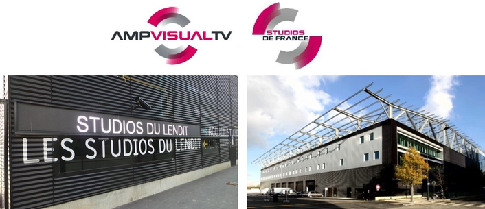 The two companies concluded a transfer of Euromedia's studio activities to AMP VISUAL TV on 20 May 2017. This transaction brings AMP VISUAL TV's offer to around forty studios in the Paris region