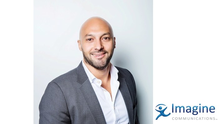 Imagine Communications Names Anas Hantash as MENA Sales Director